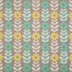 Lacey Green Tea Apparel Fabric