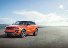 Foto Exteriores (2) Land Rover Range-rover-evoque-autobiography Suv Todocamino 2014
