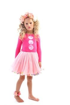 Celebration  pink tutu dress!