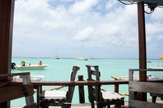 The Pelican's Nest Bar and Grille - Aruba.  Great food, incredible location!