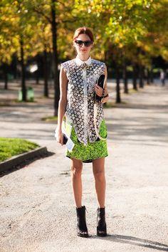 Paris Fashion Week SS 2012...Taylor