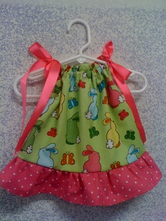 Spring bunnies--maybe for Easter??