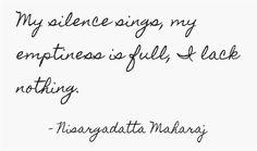 Nisargadatta Maharaj ..*