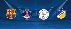 Barcelona faces PSG, Ajax and APOEL in Champions League Apoel Fc, Messi News, Psg, Fc Barcelona, Champions League, Faces, Twitter, Face, Facial