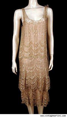 #fashion, #vintage, #1920's, #dress