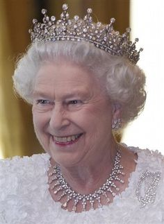 The Queen's Top 10 Diamonds:      #4 The Girls of Great Britain & Ireland   Tiara  The Royal Order of Sartorial Splendor
