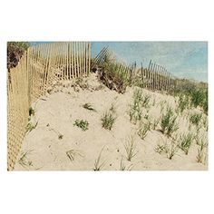 KESS InHouse Jillian Audrey 'Cape Dunes' Brown Blue Dog Place Mat, 13' x 18' ** Find out more details by clicking the image : Dog food container