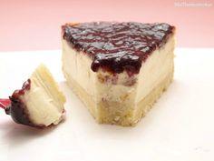 Tarta de queso pausada - MisThermorecetas.com