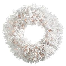 Lighted Christmas Wreaths - Holiday Garlands - Christmas Swags