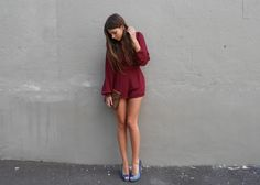 Love this dress! All Fashion, What To Wear, Mini Skirts, Autumn, Dresses, Vestidos, Fall Season, Mini Skirt, Fall