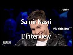▶ Samir Nasri - L'interview sur Le Club Du Dimanche 11/01/2015 - YouTube