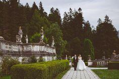 Sinaia Wedding   Laura & Razvan