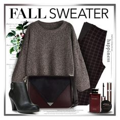 """Fall Sweater"" by nightowl59 ❤ liked on Polyvore featuring Givenchy, philosophy, Fergalicious, Dolce&Gabbana and fallsweaters"