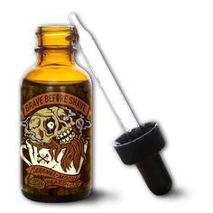 GRAVE BEFORE SHAVE Caramel Mocha Blend Beard Oil Amazon