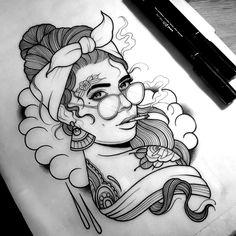 Extraordinario dibujos tattoo drawings, tattoo sketches y tattoo designs. Pencil Art Drawings, Art Drawings Sketches, Tattoo Sketches, Tattoo Drawings, Pin Up Tattoos, Black Tattoos, Body Art Tattoos, Tattoo Bauch, Catrina Tattoo