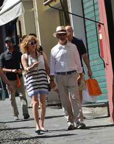 Steven Spielberg a #Portofino.
