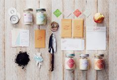 great branding + packaging from Stitch Design Co. These guys are nailing it!