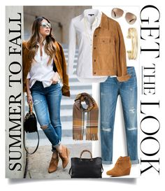 """Summer to Fall"" by easy-dressing ❤ liked on Polyvore featuring White House Black Market, NIC+ZOE, Gucci, Marc by Marc Jacobs, Stella & Dot, Madewell, TOMS and Miss Selfridge"