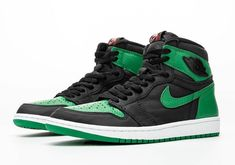 Air Jordan 1 High Pine Green 555088 030 Release Date | Air