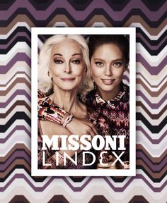 Missoni for Lindex (Autumn - Winter 2012 / 2013 campaign) - Autumn -Winter 2012/2013 (lookbooks & campaigns) - Autumn -Winter 2012/2013 - Collections - All about fashion