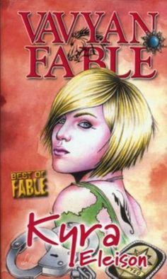 Kyra Eleison · Vavyan Fable · Könyv · Moly