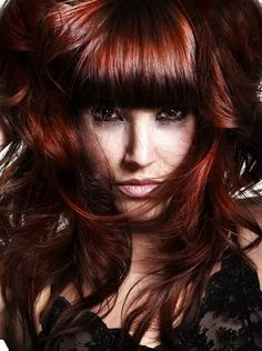 The gallery for --> Dark Mahogany Chestnut Hair Color