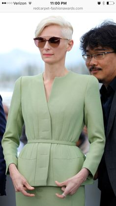 Tilda Swinton at 201