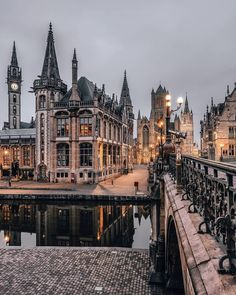 Gent, the medieval city of lights ✨😍 Courtesy of Founders: 📍Gent, Belgium 🇧🇪 Tag your best travel… The Places Youll Go, Places To See, Places To Travel, Travel Destinations, Destination Voyage, Travel Aesthetic, Travel Abroad, Adventure Is Out There, Travel Inspiration