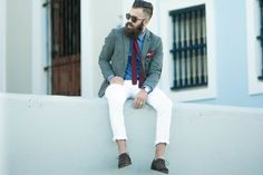 The Brando by Paul Evans as worn by J Guillermo of Elliptical Patterns.