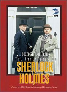 The Adventures Of Sherlock Holmes (British)
