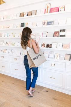 We spy The Little Market at the Sugar Paper shop in Newport Beach.