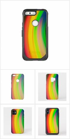 Cell phone cases with stylish colorful abstract art (both digital art and photography) Colorful Abstract Art, Business Supplies, Cell Phone Cases, Color Schemes, Art Pieces, R Color Palette, Phone Case, Colour Schemes, Artworks