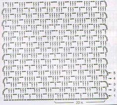 Коробка увлечений: Узоры для вязания крючком