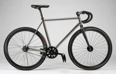 Independent Fabrication 40th Anniversary Phil Wood Bike