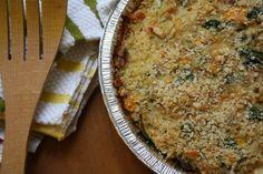 Zucchini & Rice Gratin
