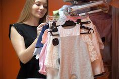 Espaço das Mamães: Enxoval do bebê