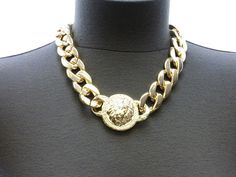 Lion Head Chunk Chain from Naroshe'