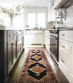 25 Stunning Picture For Choosing The Perfect Kitchen Rugs  Fresh Stunning Kitchen Rug Decorating Design