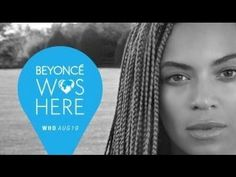 Powerful video...Beyonce...I Was Here (United Nations Worid Humanitarian Day Performance) http://youtu.be/i41qWJ6QjPI
