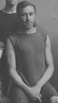 On November 6,1880, George Poage was born. He was the 1st African American athlete to win a medal in the 1904 Olympic Games in St. Louis. He passed in 1962, aged 82.