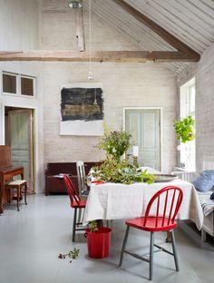 Stranger Than Vintage: Monday Design: Barn Renovation