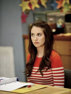 Alison Brie - as Annie Edison - Community