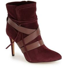 Vince Camuto 'Solter' Pointy Toe Bootie