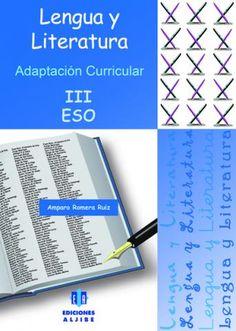 Adaptación Curricular. Lengua y Literatura III ESO.