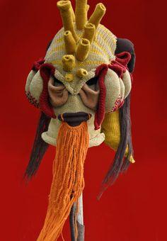 Headhunter, knit by Tracy Widdess