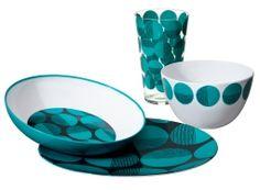 Polka-Dot_Melamine_Dinnerware