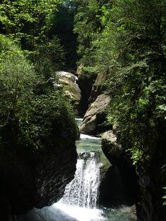 Gorges de Kakuetta - Pays Basque, France
