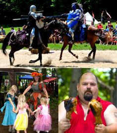 Renaissance Fantasy Faire | Activities-Group, Animals, Attraction, Educational, Just for Kids