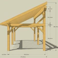 Super lean to pergola with roof ideas - Modern Curved Pergola, Small Pergola, Pergola Attached To House, Pergola With Roof, Outdoor Pergola, Backyard Pergola, Pergola Shade, Patio Roof, Outdoor Rooms