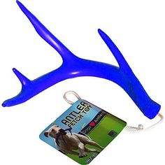 BoneAFide Antler Toy Blue * Read more  at the image link. (This is an Amazon affiliate link and I receive a commission for the sales and I receive a commission for the sales)